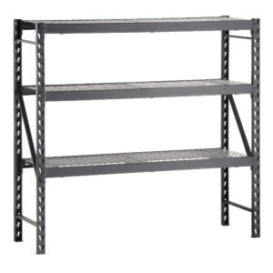 Complete Units with Wire Decking - 3 Shelves