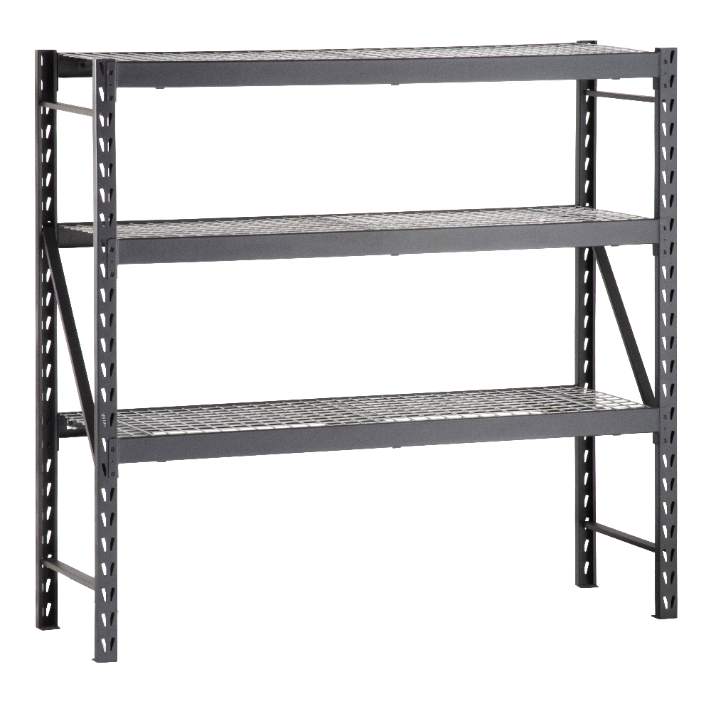 New Product 3-Shelf Units