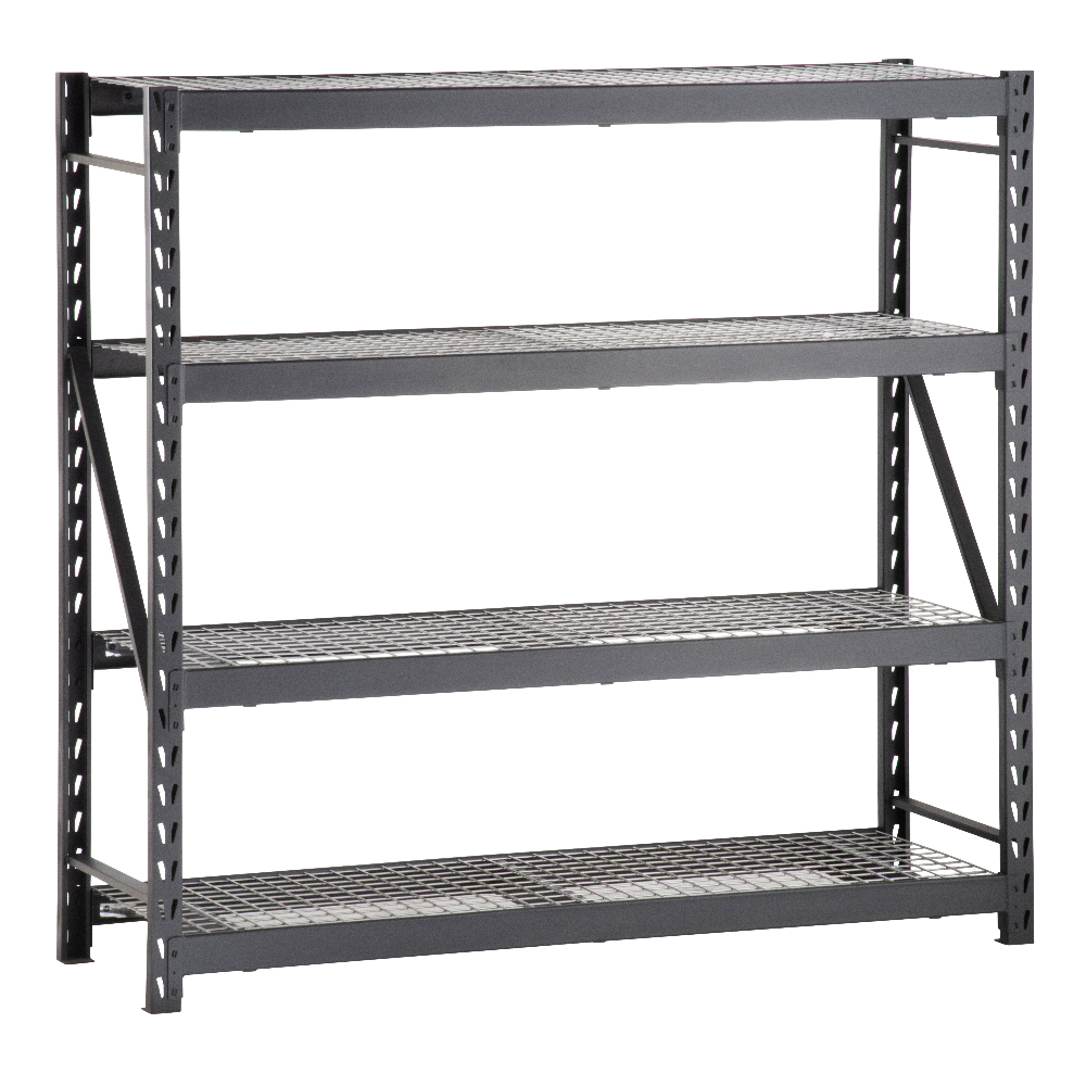 New Product 4-Shelf Units