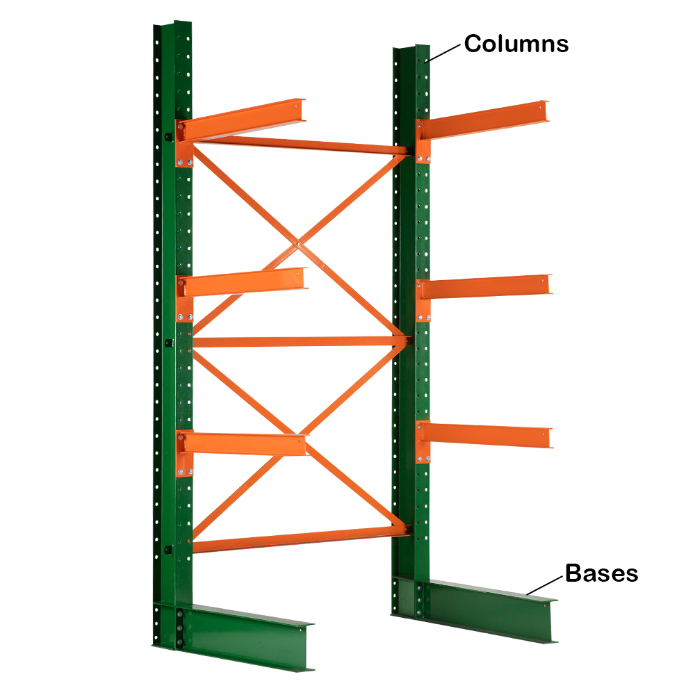 Cantilever Bases and Columns