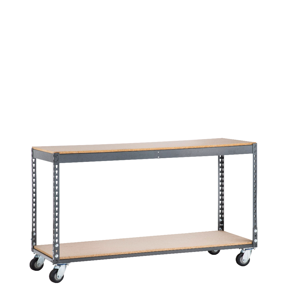 Rivet System Mobile Cart and Workbench Unit