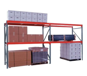 Pallet Rack with Add on Units